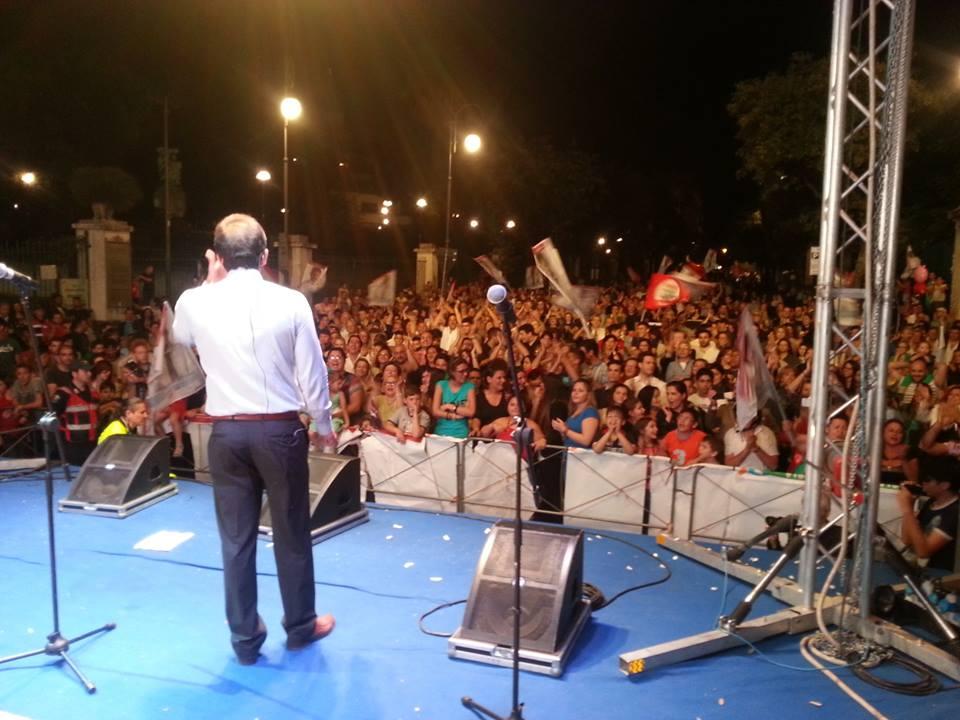Nicola Marrone, sindaco di Portici
