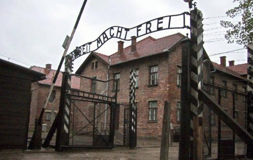 Auschwitz, in mostra al Quaranta5
