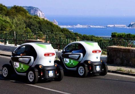 mobilità sostenibile Napoli