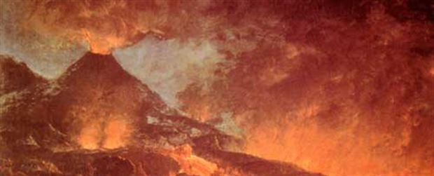eruzione Vesuvio