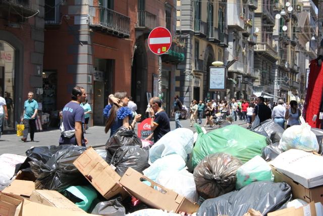 Aumento tassa rifiuti