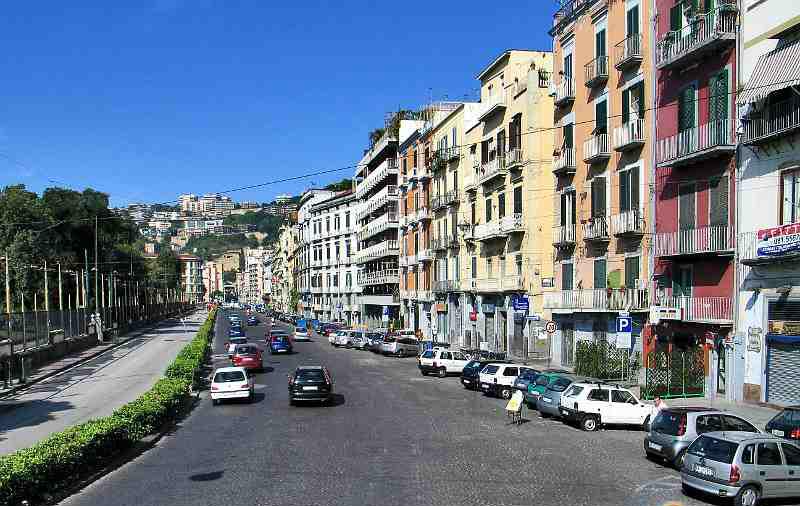 Riapertura Riviera di Chiaia
