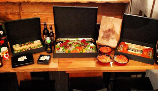 sushi bagnoli