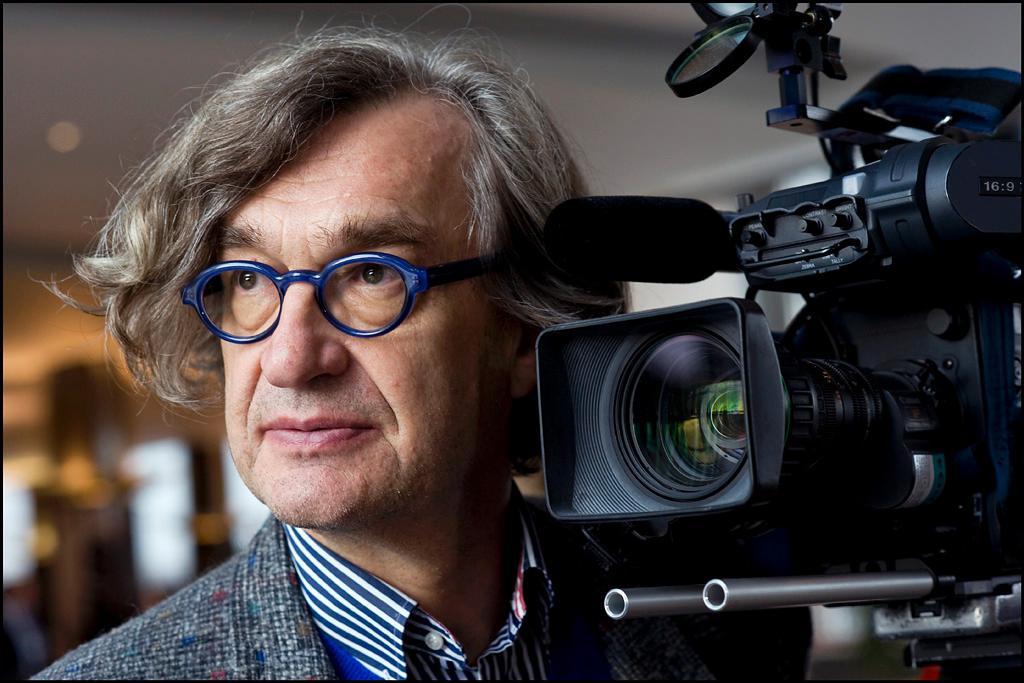 Wim Wenders Napoli