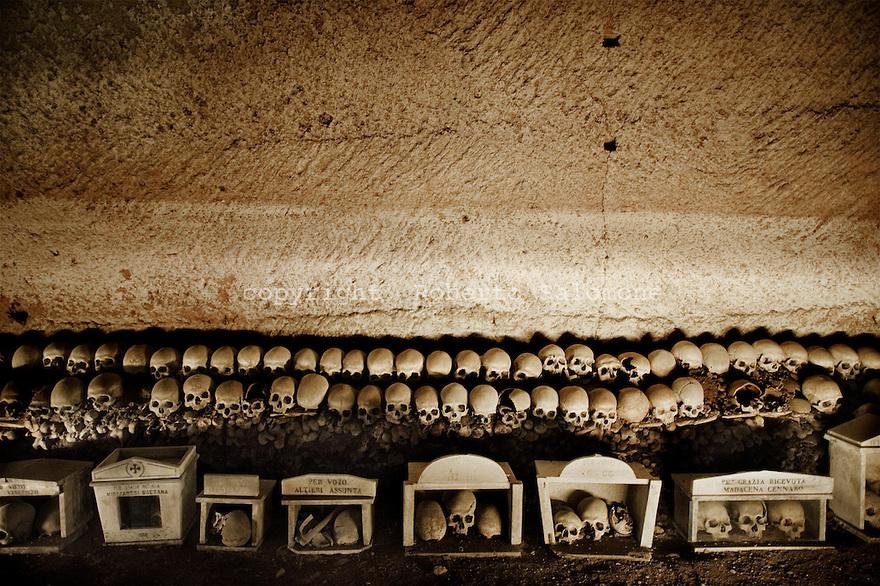 cimitero delle capuzzelle