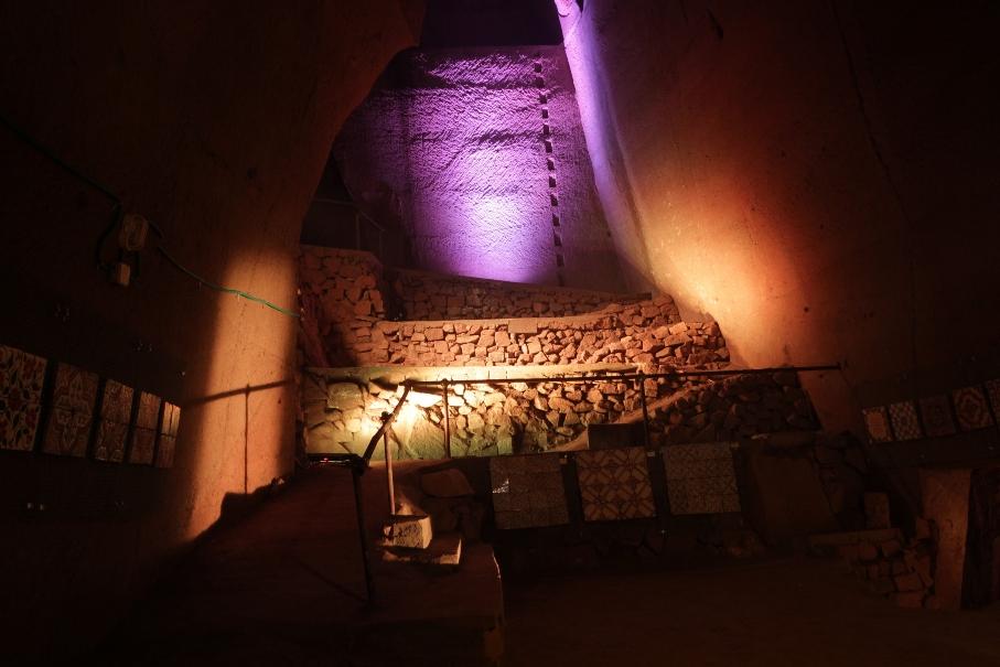 museo del sottosuolo
