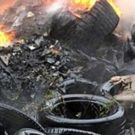 rifiuti bruciati Parco Nazionale del Vesuvio