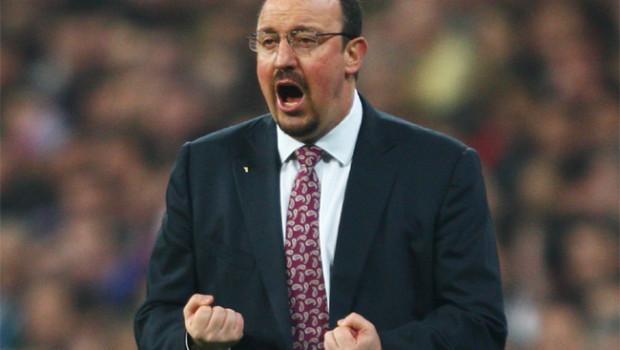 """Benitez :""""sono soddisfatto ma siamo al 75%"""""""