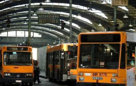Bus Napoli