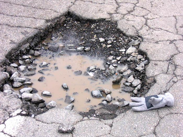 come riparano le strade in Germania e come in Italia