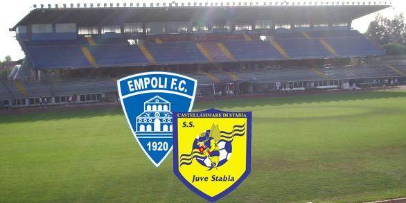 Un altra sconfitta per le Vespe,Juve Stabia- Empoli 0-2