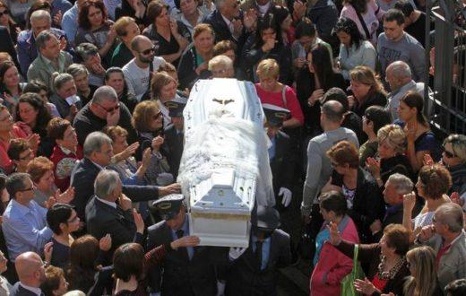 Sposa muore il giorno delle sue nozze