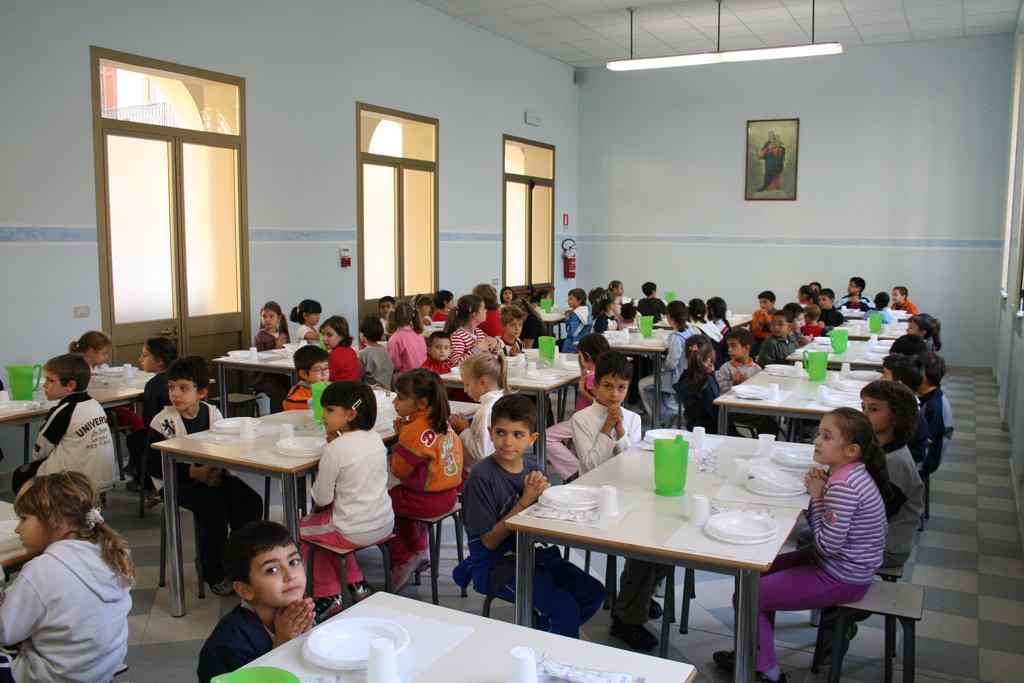 Boscoreale, parte il progetto mensa scolastica
