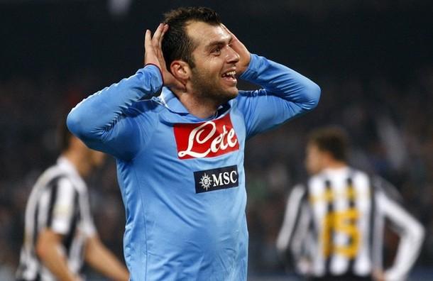 Sarà Pandev a guidare il Napoli contro il Marsiglia