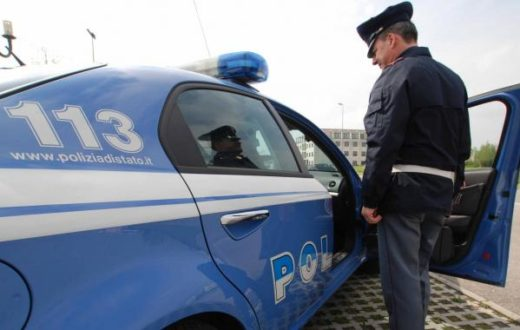 A Pompei 4 arresti per furto di un autocarro