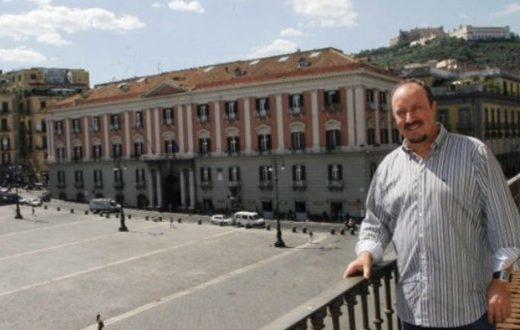 Benitez visita Pompei