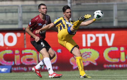 Juve Stabia a segno con Di Carmine, ma non basta