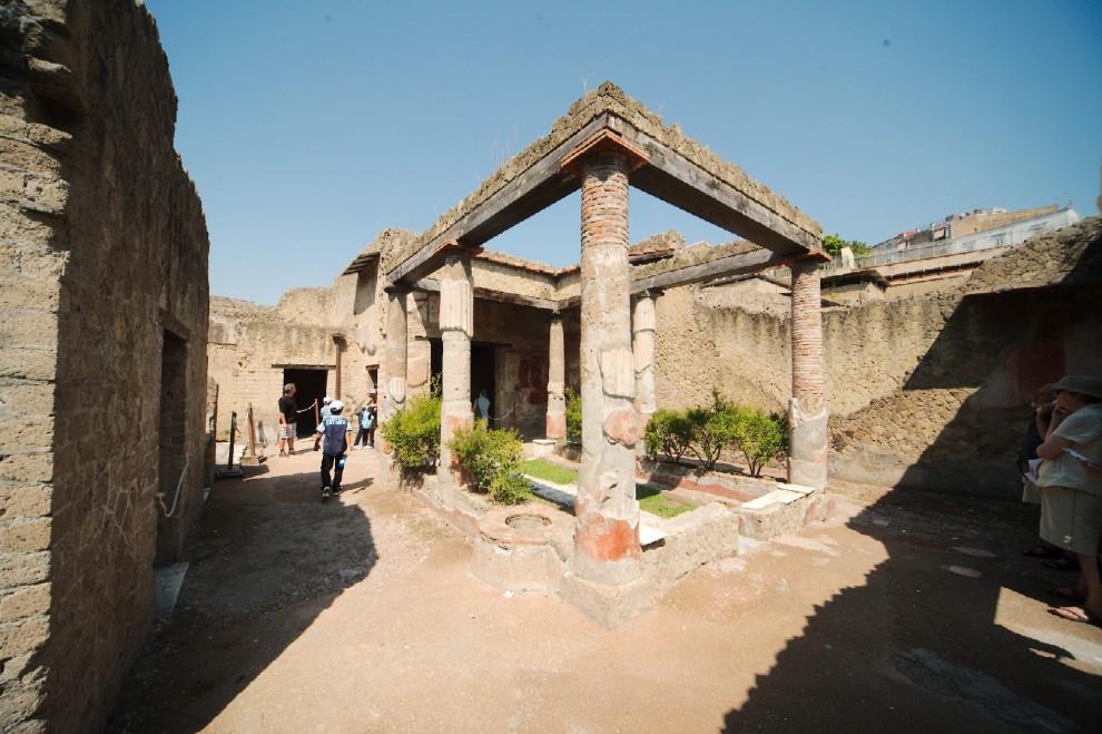 Casa dell'Atrio Corinzio