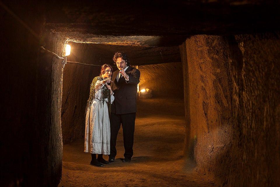 tunnel vittorio katia e peppe