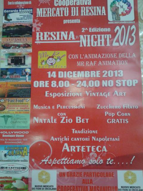 Resina By Night