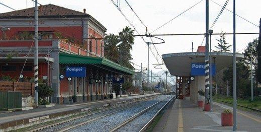 Stazione di Pompei