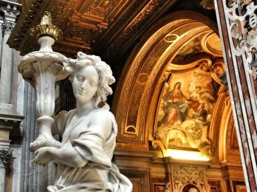 Dissonanze angeliche, chiesa dei Girolamini