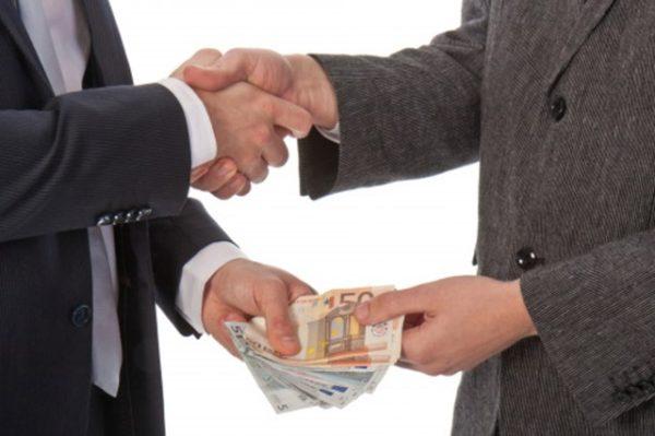 L'Italia è terzultima in Europa per corruzione percepita
