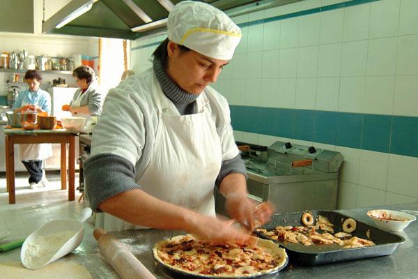 food in campania