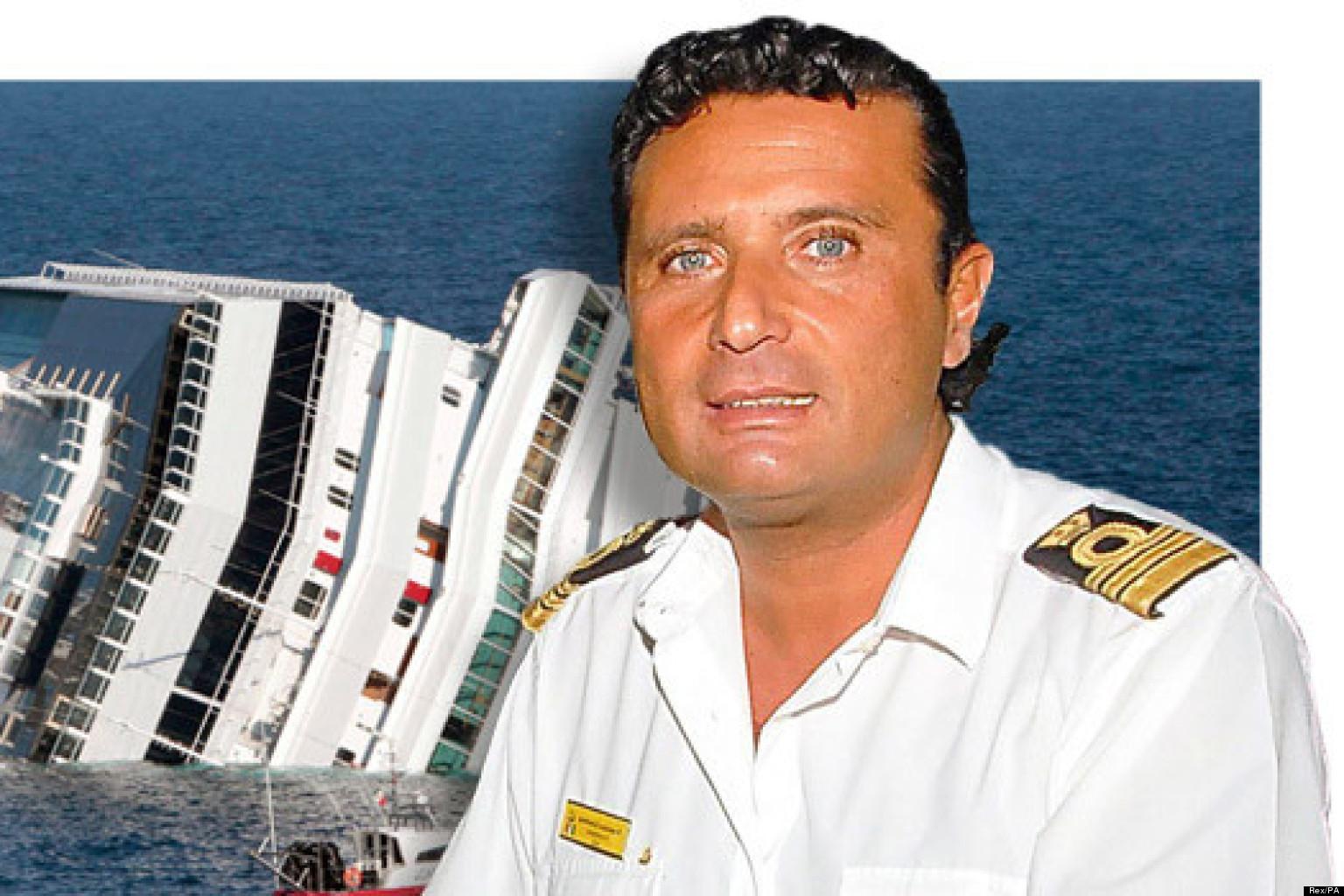 Costa Concordia, ora la colpa del naufragio è della Lingua Napoletana - francesco-schettino