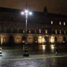 Piazza Plebiscito è ancora al buio