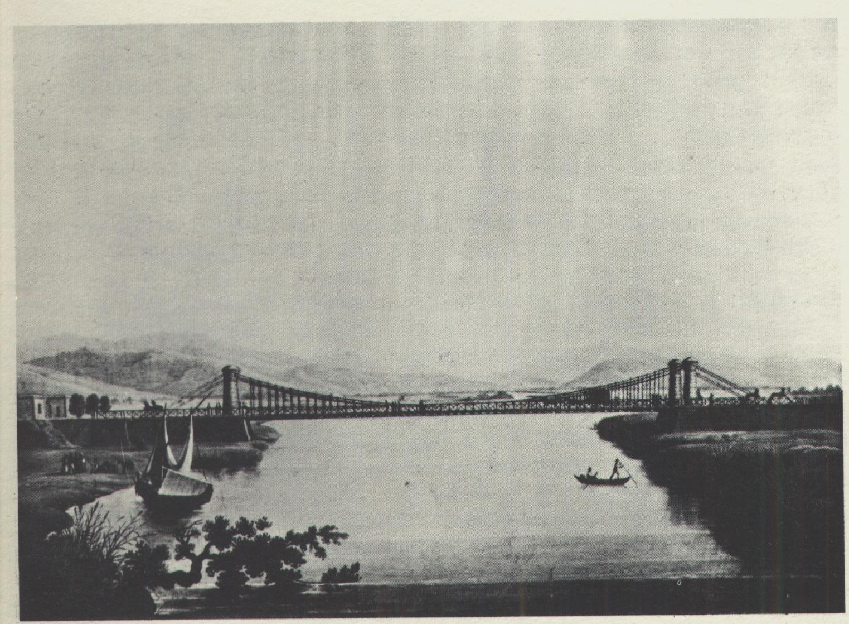 Il ponte su Garigliano