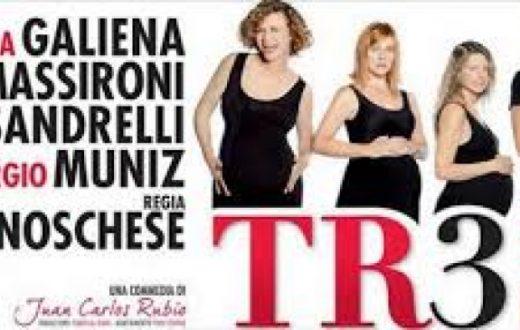 Tres, lo spettacolo delle donne