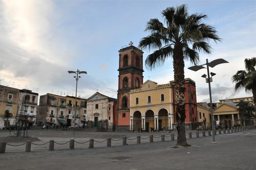 Ercolano, Piazza Pugliano