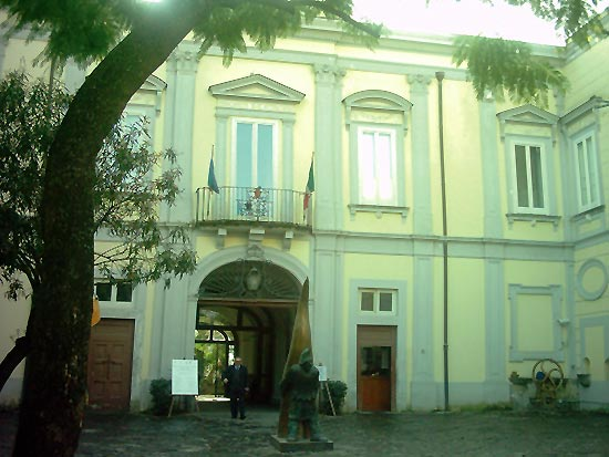 Biblioteca San Giorgio a Cremano