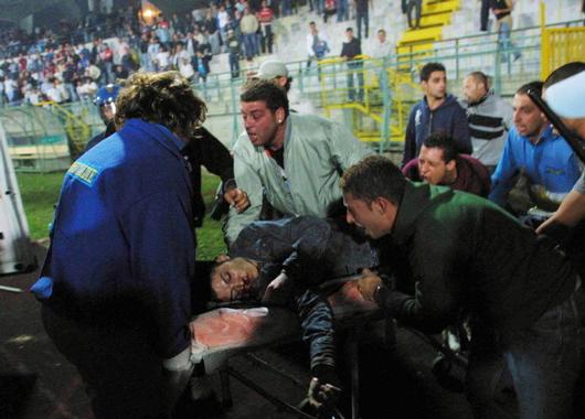 Avellino-Napoli 2003