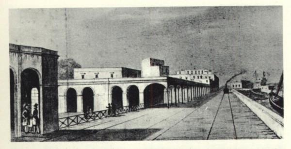 Stazione del Granatello, Portici