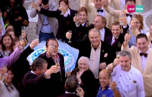 Boss delle cerimonie - Real Time