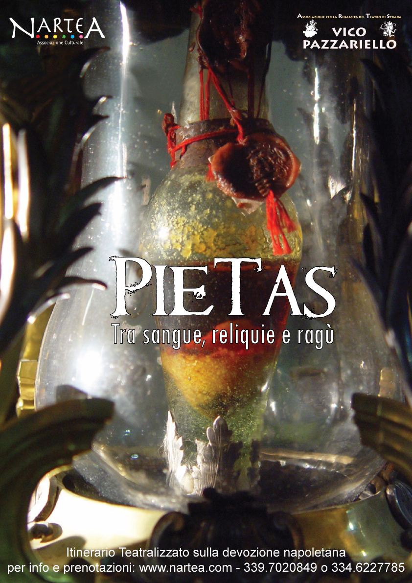 Pietas - Tra sangue, reliquie e ragù