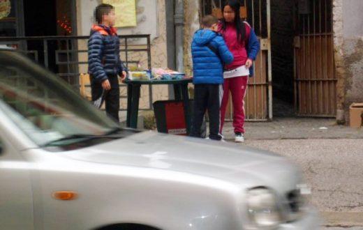 Lavoro bambini