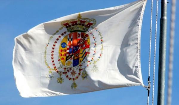 bandiera borbonica