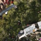 """Perizia al bus della morte """"I freni erano manomessi"""""""