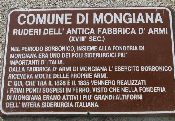 Primato Mongiana