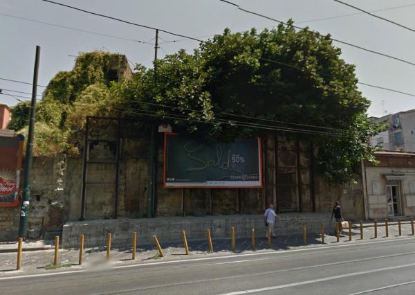 stazione Bayard Napoli portici
