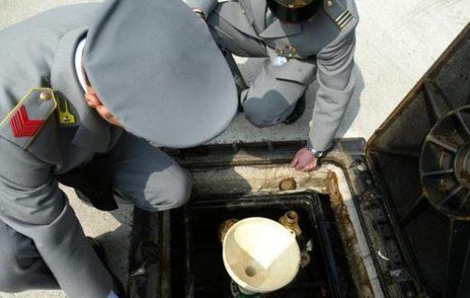 contrabbando gasolio