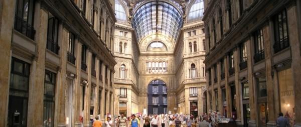 Galleria Umberto I di Napoli