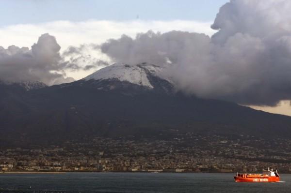 I cambi d'abito del Vesuvio