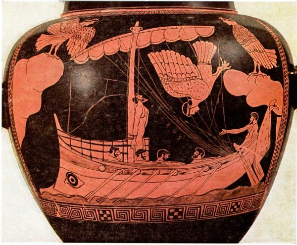 Le Sirene ammaliano Ulisse