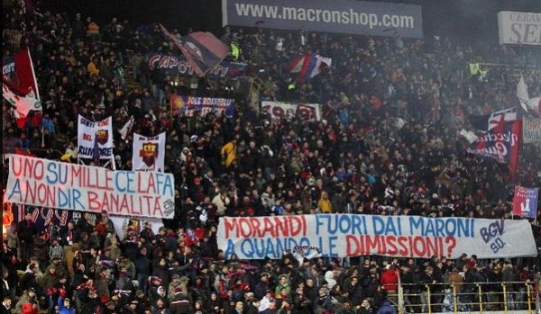 Tifosi Bologna
