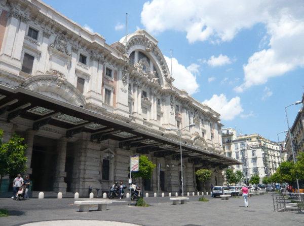 Stazione di Mergellina