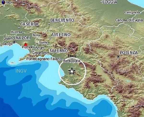 Terremoto Cilento